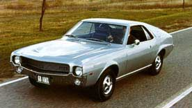 AMX Classic car