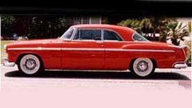 classic Chrysler 300 car