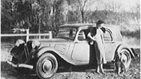 Citroen Traction Avant Berline