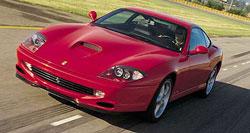 Classic Ferrari car
