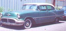 Classic car Rocket 88