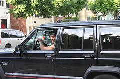 An SUV