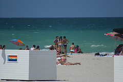 Beach resort in Florida