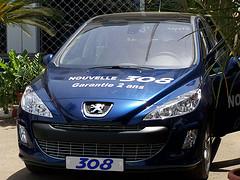 A Nouvelle Peugeot