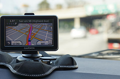 Online GPS