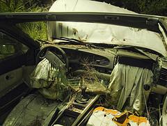 Total wreck car