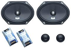 Car speakers, batteries